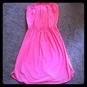 Women's Strapless Sun Dress